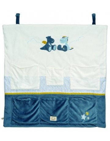 Victor and Lucien bed pockets