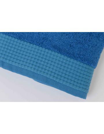 Maxi drap de bain modal bleu petrole