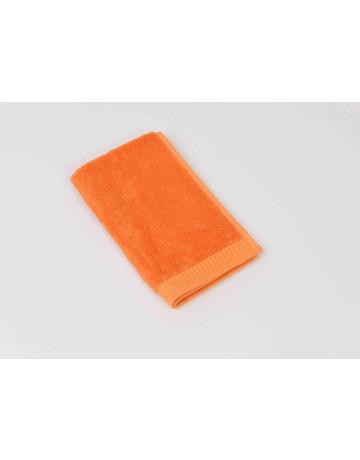 Serviette d'invite modal mandarine
