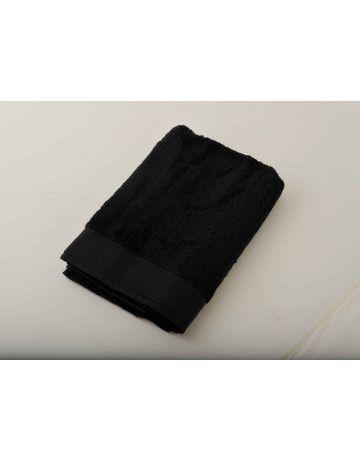 Serviette de Toilette Modal Noir