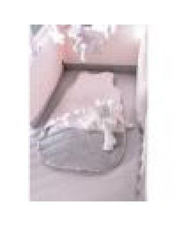 Gigoteuse poudre étoile rose 0/6 mois 70 cm