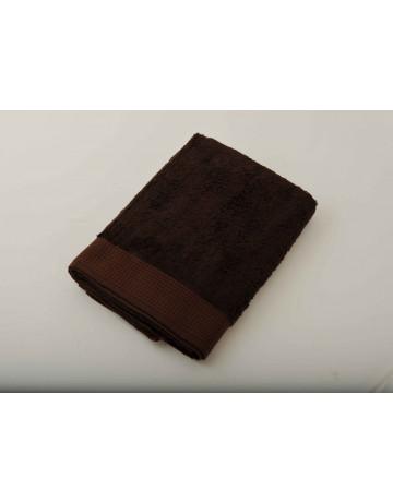 Serviette de Toilette Modal  Chocolat