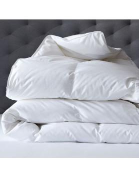Couette naturelle confort duvet toison d'or 300 gr/m²