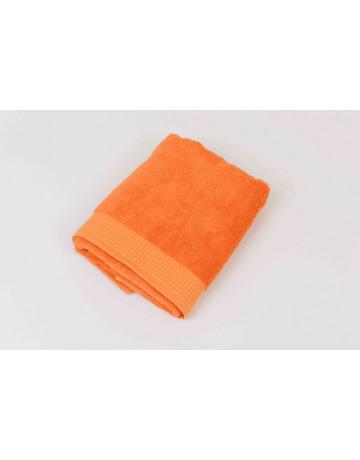 Maxi drap de bain modal mandarine