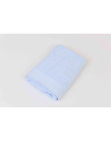 Maxi drap de bain modal bleu ciel