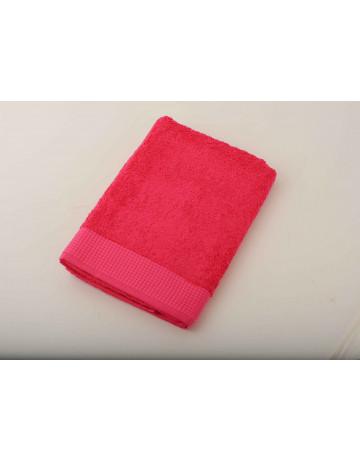 Maxi drap de bain modal fushia