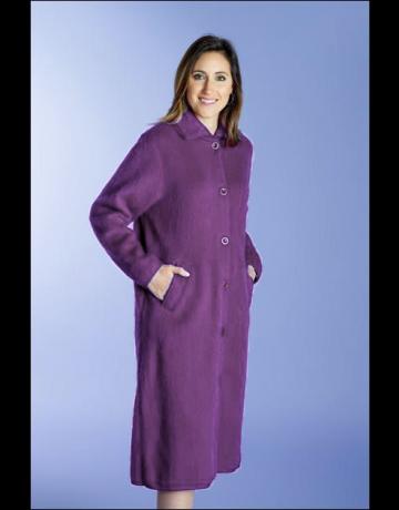 Robe de chambre laine des pyrénées