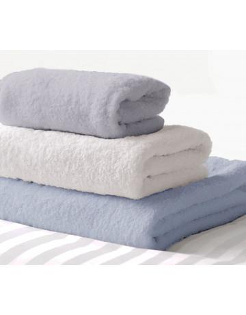 Serviette invité en coton peigné 550gr/m² 30x50